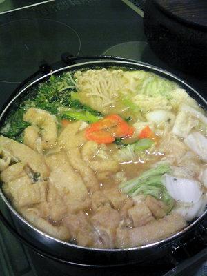 特製 味噌鍋
